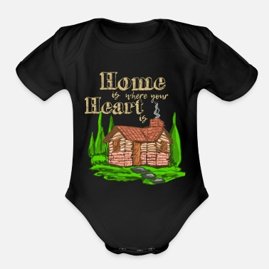 Best Boarder Best boarder, Best mom, Best of, Best Mother, Best - Organic Short-Sleeved Baby Bodysuit