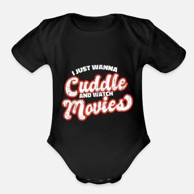 Movie Movies - Organic Short-Sleeved Baby Bodysuit