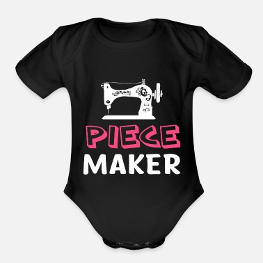 Cancer Awareness Breast Cancer Awareness - Organic Short-Sleeved Baby Bodysuit