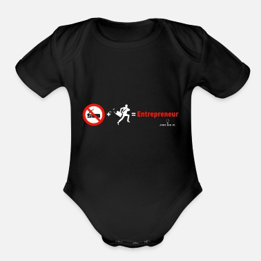 Icon Icons - Organic Short Sleeve Baby Bodysuit