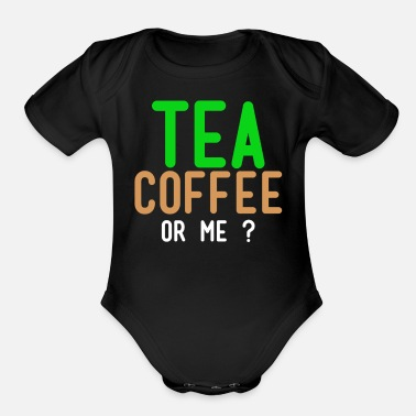 Tea Tea - Organic Short Sleeve Baby Bodysuit