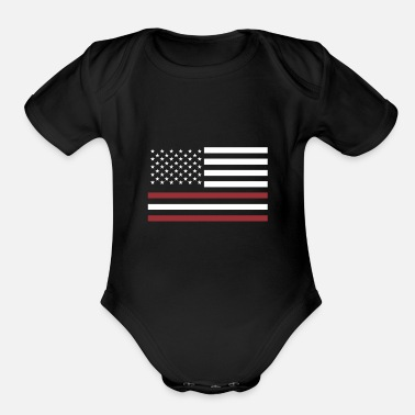 Baltic Sea Latvia Gift Country Baltic Sea Beach Forest - Organic Short-Sleeved Baby Bodysuit