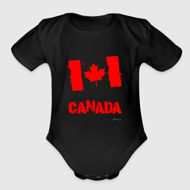 Shop Canada Flag Baby Clothing Online Spreadshirt