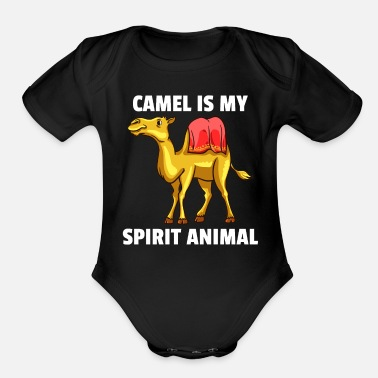 Camel Lovers Hump Day Camels Funny Cute Gift Kids' Premium T-Shirt - black