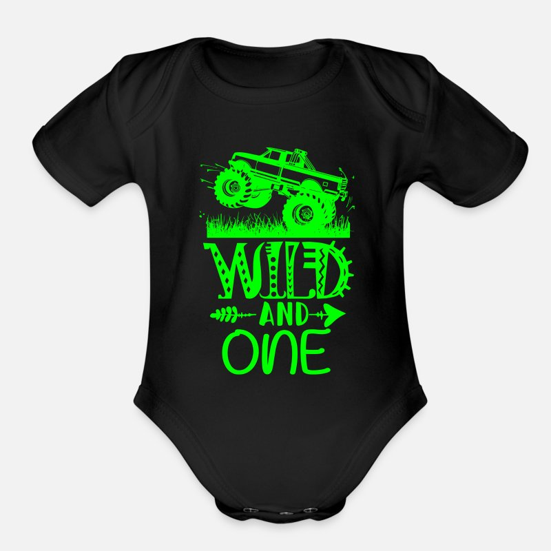 Monster Truck First Birthday Boy Shirt By T Expert