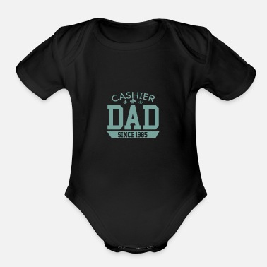 Occupation Dad Occupation - Organic Short Sleeve Baby Bodysuit