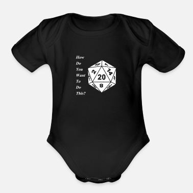 Role Model role - Organic Short Sleeve Baby Bodysuit