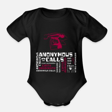 Phone Phone - Organic Short Sleeve Baby Bodysuit