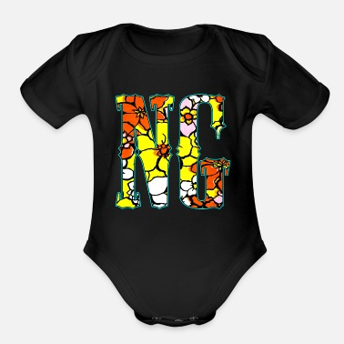 Bloom Bloom - Organic Short Sleeve Baby Bodysuit