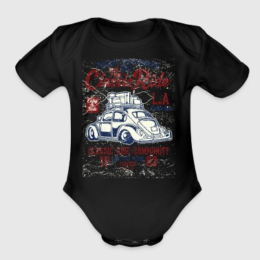 The Classic Ride - Short Sleeve Baby Bodysuit