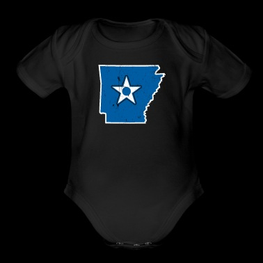 Arkansas Air Force Shirt Air Force Security Forces Shirt - Short Sleeve Baby Bodysuit