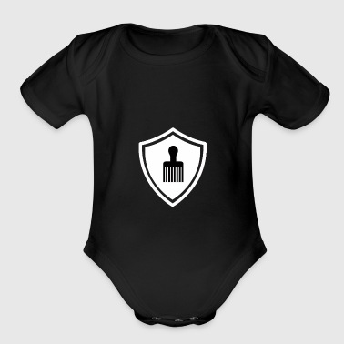 WillVille Pic Shield - Short Sleeve Baby Bodysuit