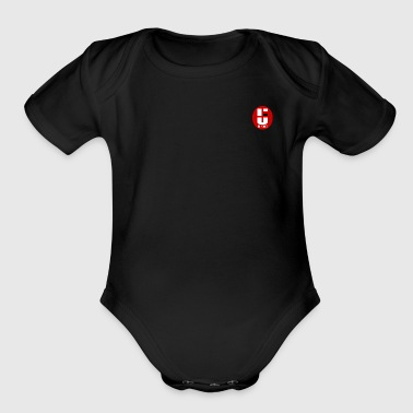 Conscious Clothing - Organic Short Sleeve Baby Bodysuit