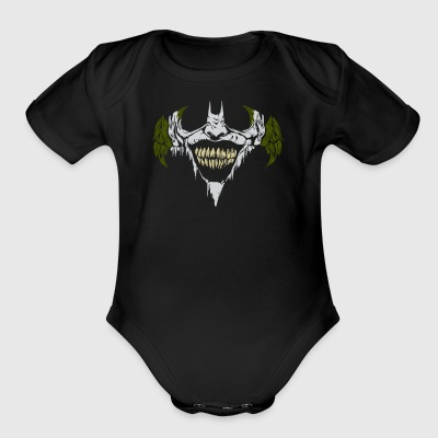 Last Laugh - Short Sleeve Baby Bodysuit