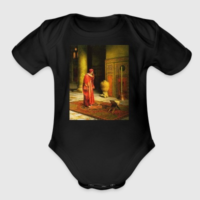 Worship - Short Sleeve Baby Bodysuit