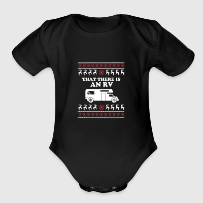 That There is An RV Shirt - Christmas Vacation - Short Sleeve Baby Bodysuit