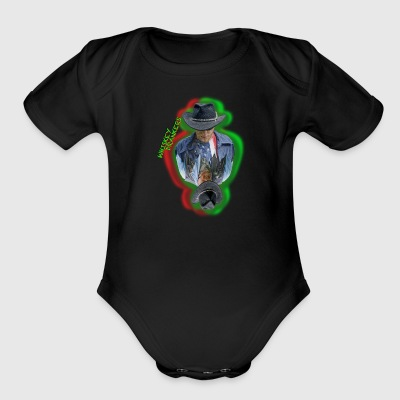 JB Up - Short Sleeve Baby Bodysuit