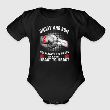 father s day t shirt - Short Sleeve Baby Bodysuit