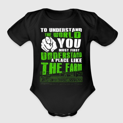 To understand Farmer T Shirts - Short Sleeve Baby Bodysuit