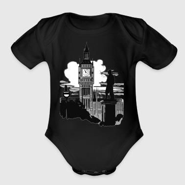 Big Ben - Short Sleeve Baby Bodysuit