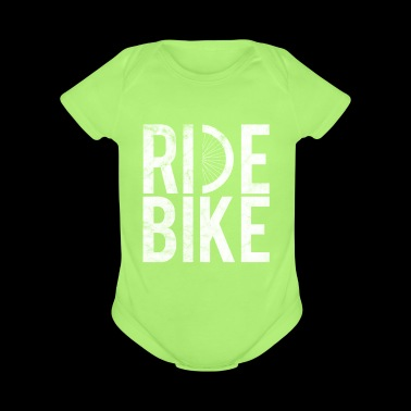 Bicycle Gift Bicycling BMX bike Ride Bike - Short Sleeve Baby Bodysuit