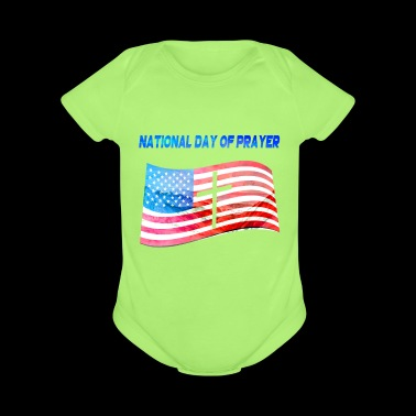 Apparel for National Day Of Prayer National Day Of - Short Sleeve Baby Bodysuit