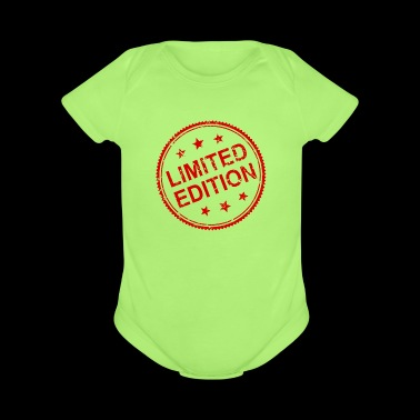limited edition stamp 3 1024x1024 - Short Sleeve Baby Bodysuit