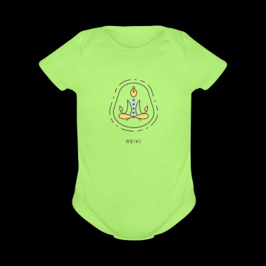 Yoga Shirt Gift Idea - Short Sleeve Baby Bodysuit