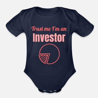 Experience Brings Profits And Returns - Organic Short-Sleeved Baby Bodysuit