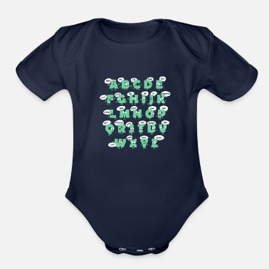 Shop Abbreviation Baby Clothing online   Spreadshirt