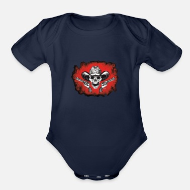a96468696 Jacked Jack - Organic Short-Sleeved Baby Bodysuit