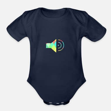Audio AUDIOS - Organic Short Sleeve Baby Bodysuit