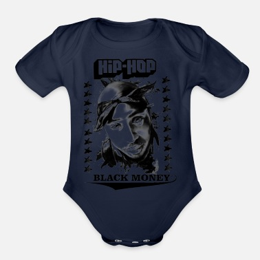 2 Pac 2 pacc - Organic Short-Sleeved Baby Bodysuit