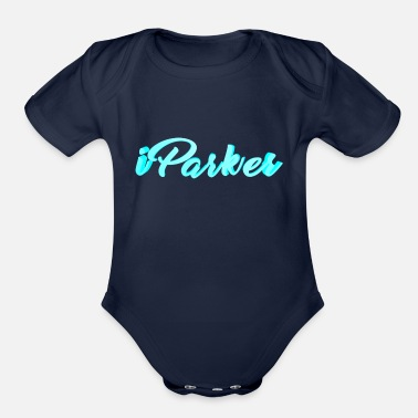 Text Text - Organic Short Sleeve Baby Bodysuit