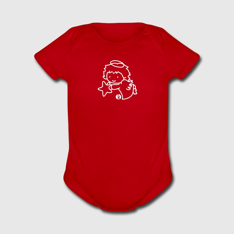 429286c4d Snoozing Angel Baby Jersey Bodysuit Angel babies t