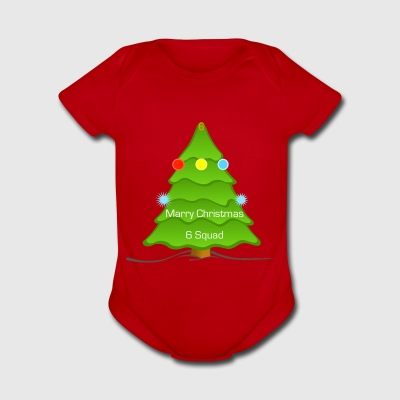 {{LIMITED EDITION}} Christmas! merch - Short Sleeve Baby Bodysuit