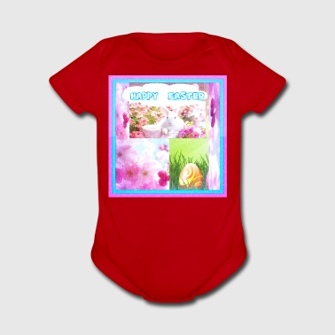 Kids Easter - Short Sleeve Baby Bodysuit