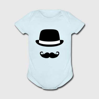 Sir - Organic Short Sleeve Baby Bodysuit