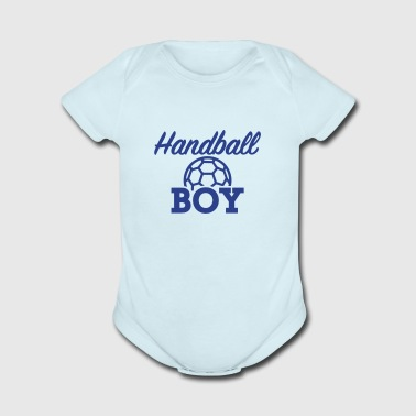 Handball - Short Sleeve Baby Bodysuit