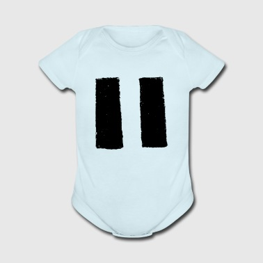 Pause for Percussion - Short Sleeve Baby Bodysuit