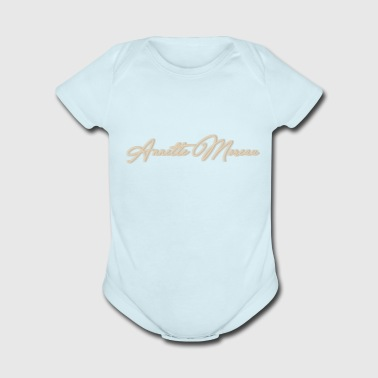 Annette Moreau Signature Collection - Organic Short Sleeve Baby Bodysuit