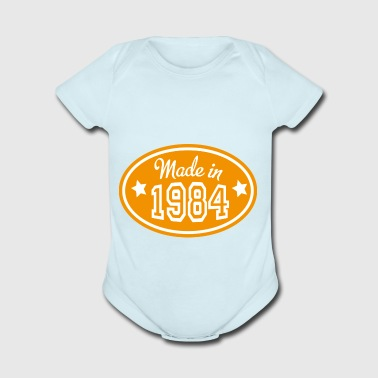 2541614 15890333 1984 - Short Sleeve Baby Bodysuit
