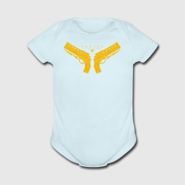 Hunters and Destiny - Short Sleeve Baby Bodysuit