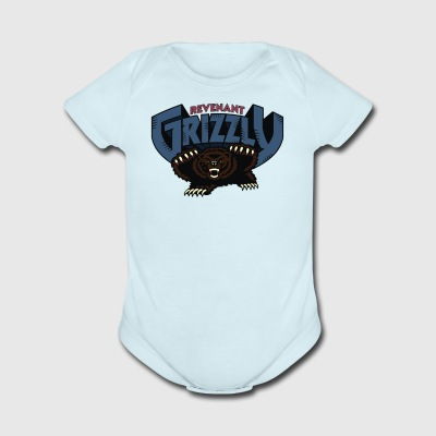 Revenant Grizzly - Short Sleeve Baby Bodysuit