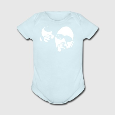 UGK Airbrushed Stencil - Short Sleeve Baby Bodysuit