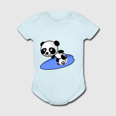 surfboard surfen surfing wind surfer14 - Short Sleeve Baby Bodysuit