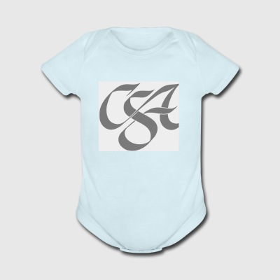 Csa - Short Sleeve Baby Bodysuit