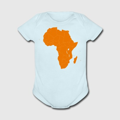 Africa - Short Sleeve Baby Bodysuit