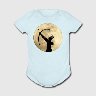 archery tee shirt - Short Sleeve Baby Bodysuit