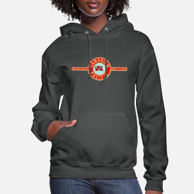 Canadian Pacific canadian pacific logo78 - Women's Hoodie
